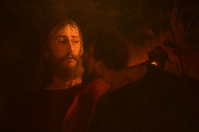 Peterssen: Judas Iscariot