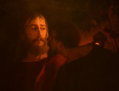 Judas Iscariot(the apostle who betrayed Jesus)