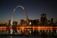 St. Louis Missouri night