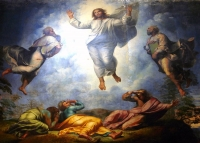 Vatican - Pinacoteca: The Transfiguration