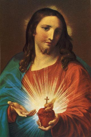 Batoni: Sacred Heart