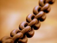 Broad chain closeup - Photo by Tony Lozano