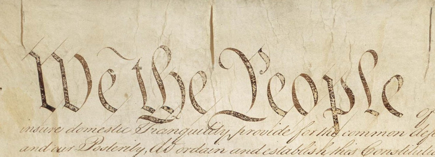 Constitution: We the People