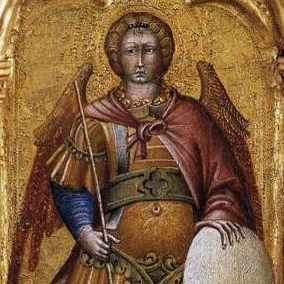 Giovanni di Paolo -St Michael the Archangel