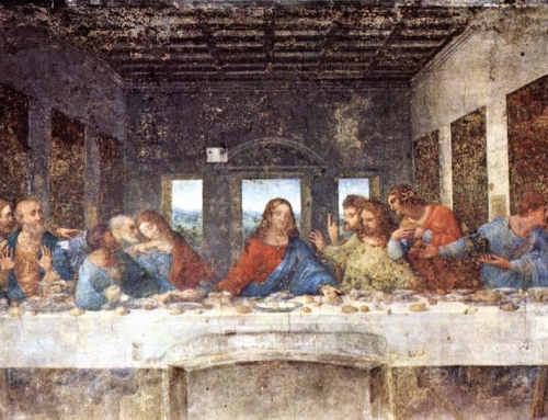 From the Apostles' Last Supper to Our Mass – Part 1
