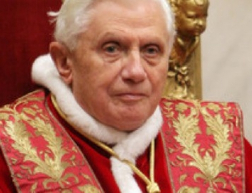 The Words of Pope Benedict XVI