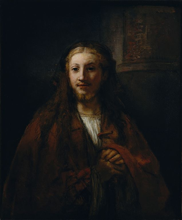 Rembrandt - The Apostle James the Less