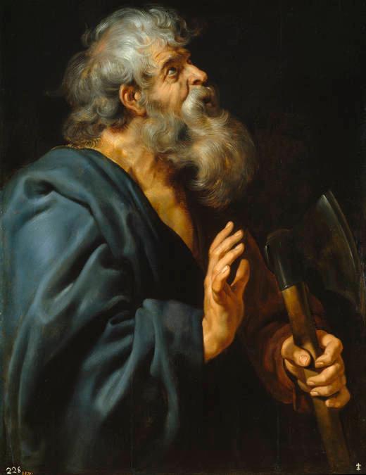 Rubens - Apostle Matthias