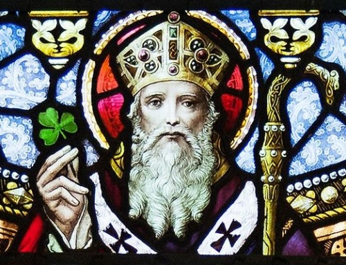 The Shield of St. Patrick