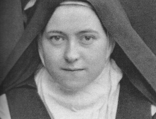 Prayer to St. Therese of Lisieux, the Little Flower