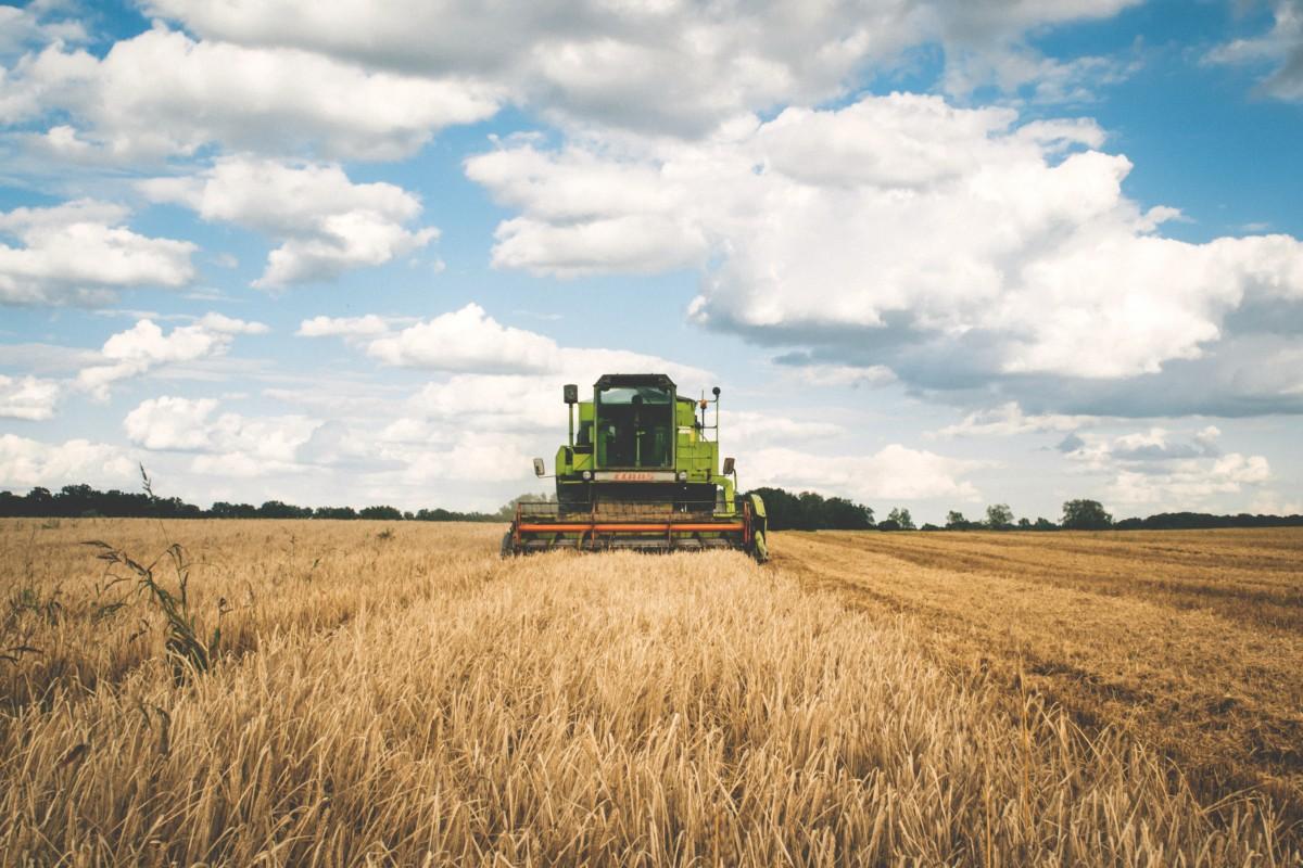 Farming Tractor
