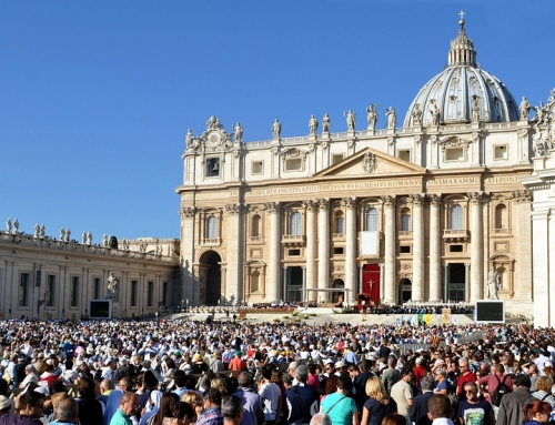 As the Vatican World Congress on Women Begins