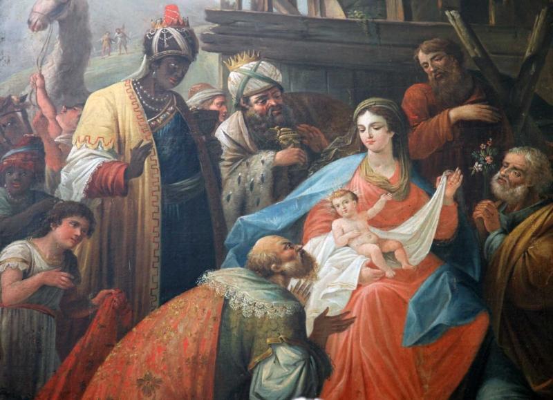 Nativity Scene, Montenegro